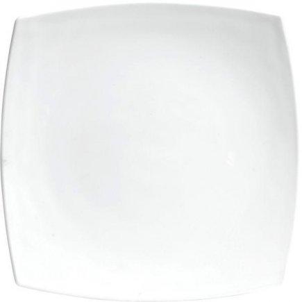 Talíř mělký 19 cm Quadrato bílý Luminarc