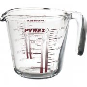 Odměrka sklo Pyrex 500 ml